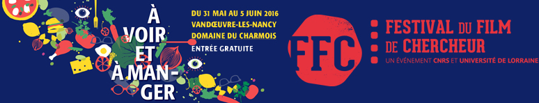Researchers' Film Festival - Nancy - Edition 2015 - Nancy